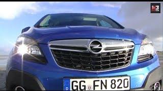 OPEL MOKKA 2014 - TEST DRIVE