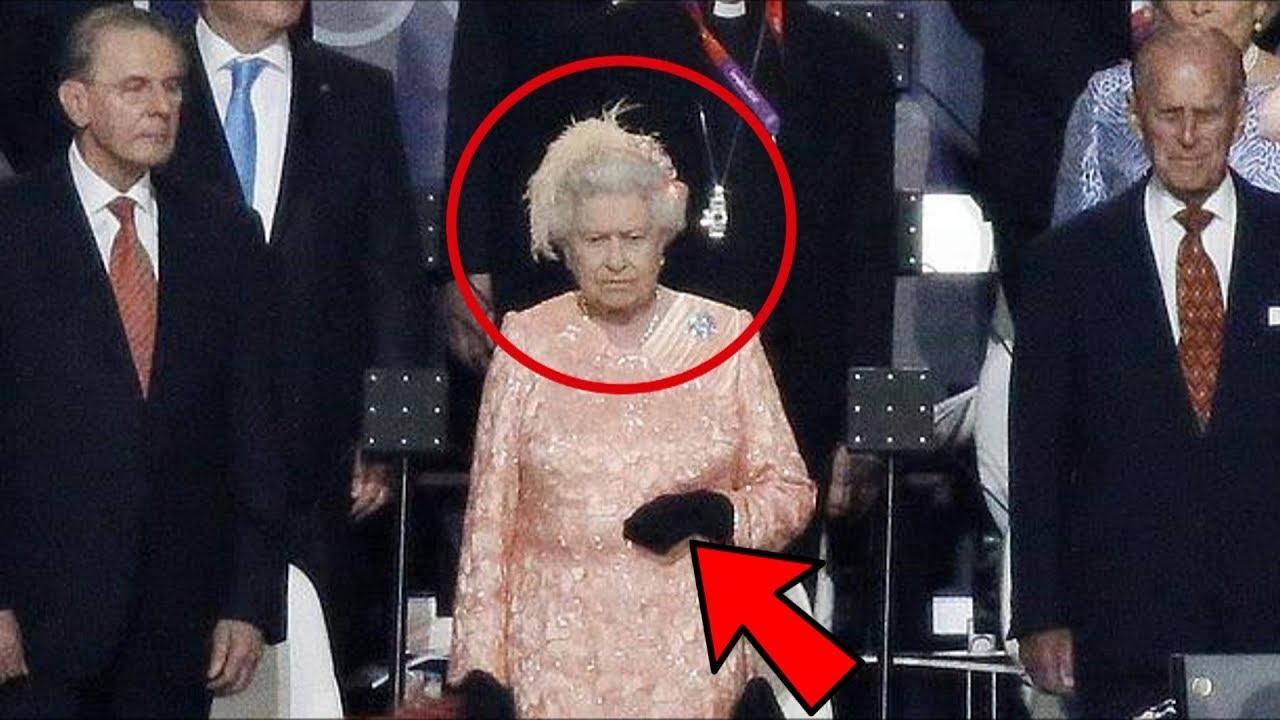 Se Descubre El Secreto Más Perturbador De La Reina Isabel