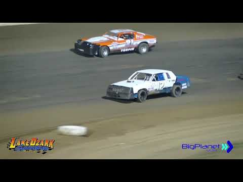 Pure Stock Lake Ozark Speedway 9 14 19