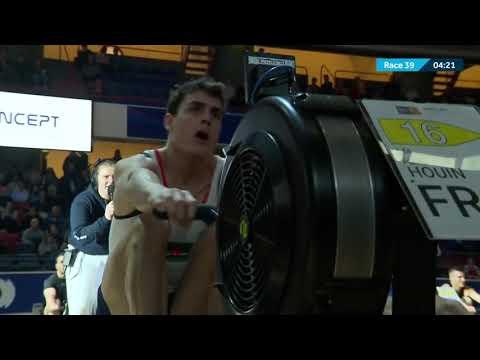 2020 World Rowing Indoor Championships - Open Lightweight Men's 2000m Race