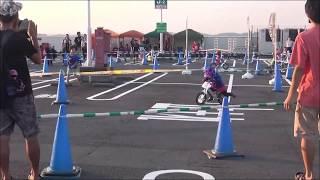 2018.08.04 鈴鹿ランニングバイク大会 イオンモール鈴鹿CUP Round5 2歳クラスA決勝
