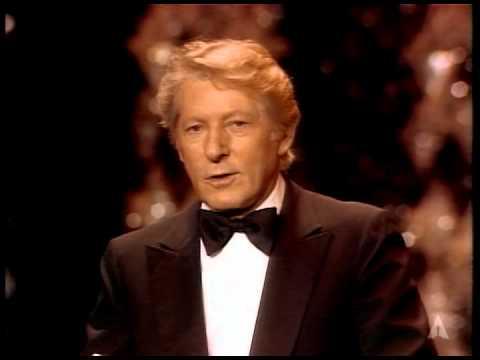 Danny Kaye's Jean Hersholt Humanitarian Award: 1982 Oscars