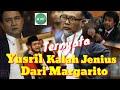 Yusril Kalah Jenius Dari Margarito;Prabowo Sandi Minta MK Diskualifikasi Jokowi