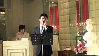 ForeverLove(EXILE ATSUSHI)・・・TAKUHO LIVE in ホテルベルクラシック東京2012.4.21