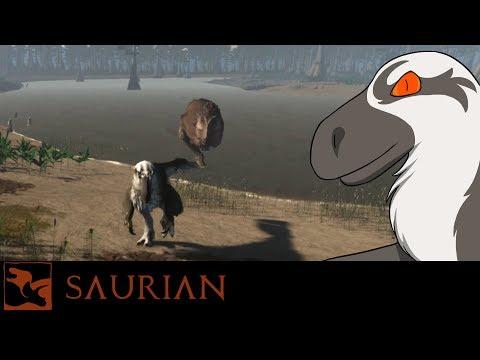 Saurian   Episode 25- Rex Roundup