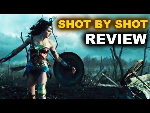 Wonder Woman Comic Con Trailer REVIEW & BREAKDOWN