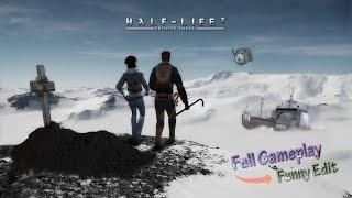 Half-Life 2 Episode 3 Full Gameplay in 15min!