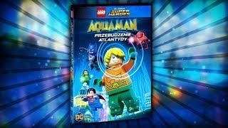 LEGO DC SUPER HEROES: AQUAMAN - PRZEBUDZENIE ATLANTYDY - RECENZJA