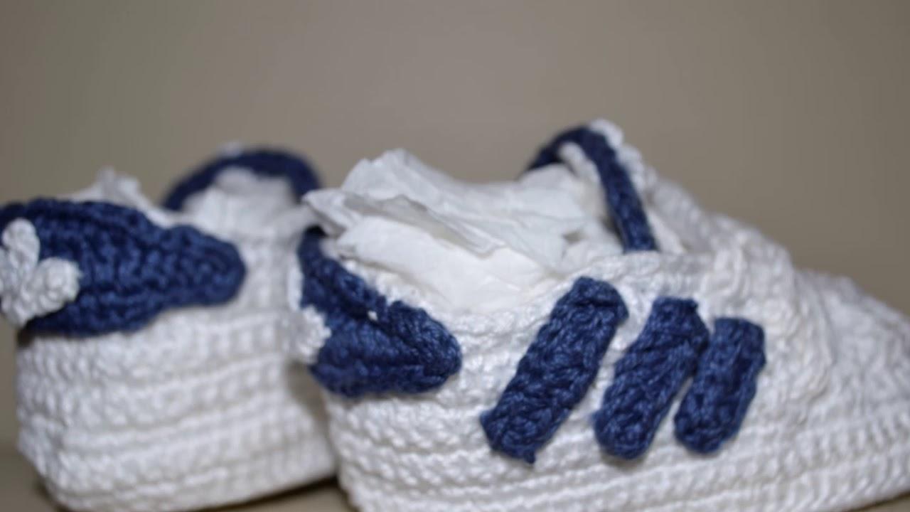 Scarpe Uncinetto Adidas Super Star