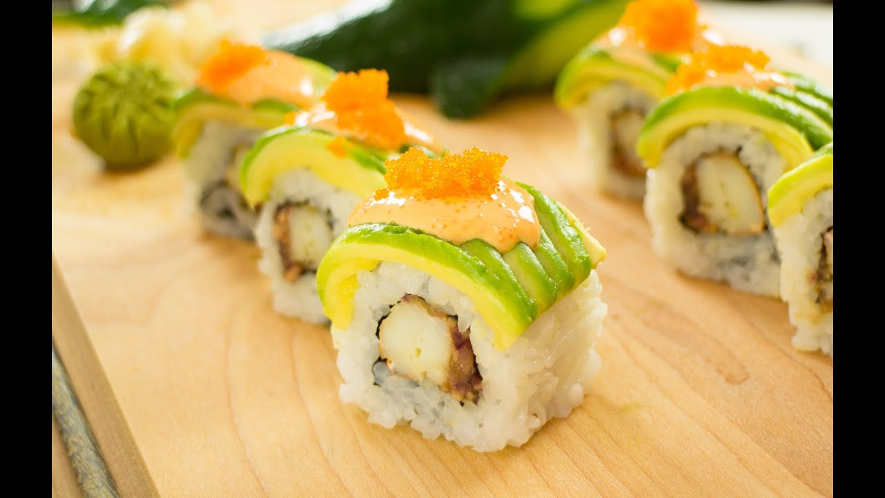 recipe: crab meat sushi filling [32]