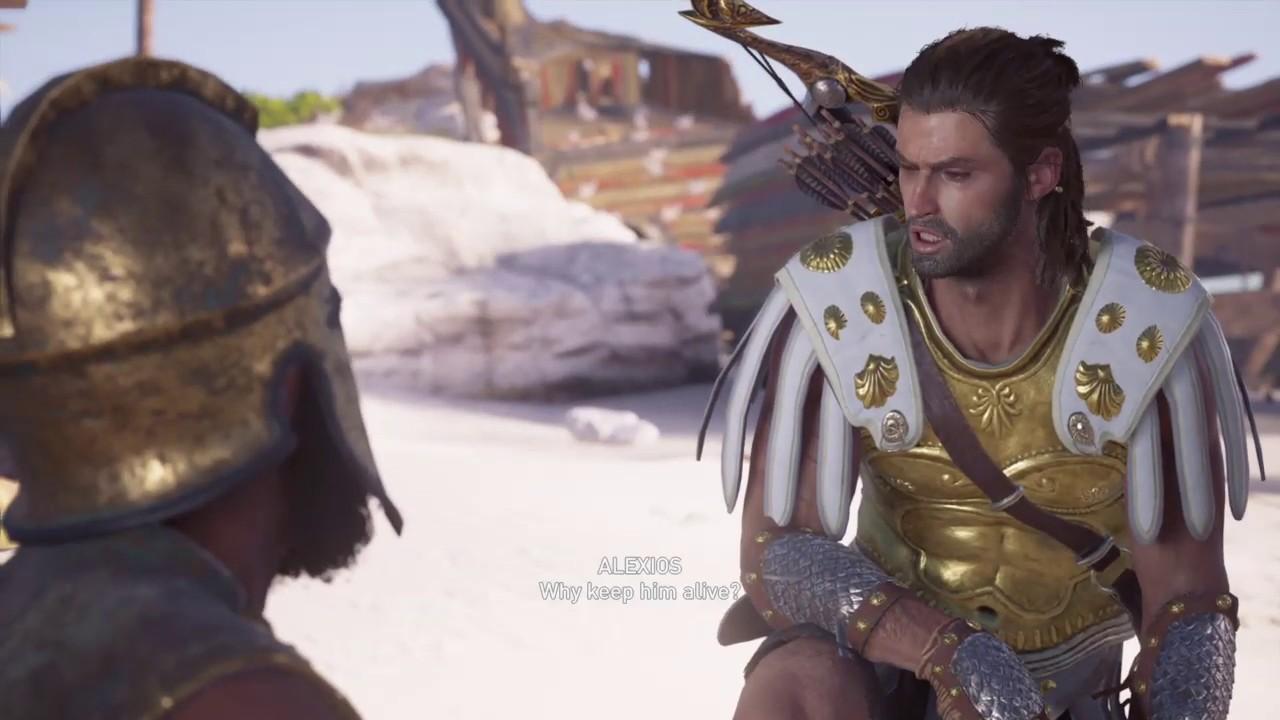 AC Odyssey Gameplay 169 Alexios 1080p - YouTube
