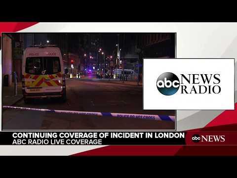 London Bridge, Borough Market 'terrorist incidents': Breaking news coverage from ABC News Radio