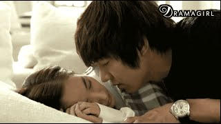 Classic Korean Drama|City Hunter |Cute Moments of Lee Min Ho & Park Min Young