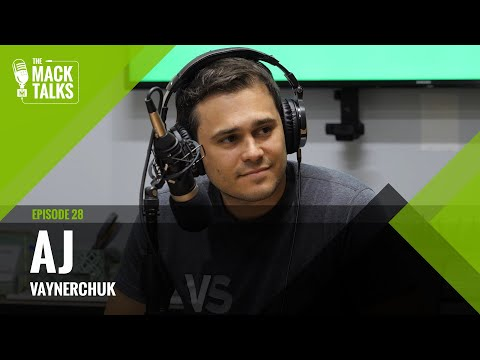 Building A Sports Agency And The Vayner Brand With AJ Vaynerchuk | Ep. 28