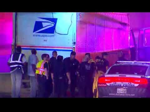 usps truck driver shot killed on highway