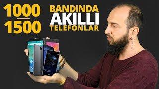 1000 - 1500 TL Arası En İyi Akıllı Telefonlar - Şubat 2018