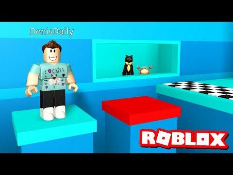 Denis Roblox Obby Spy Games