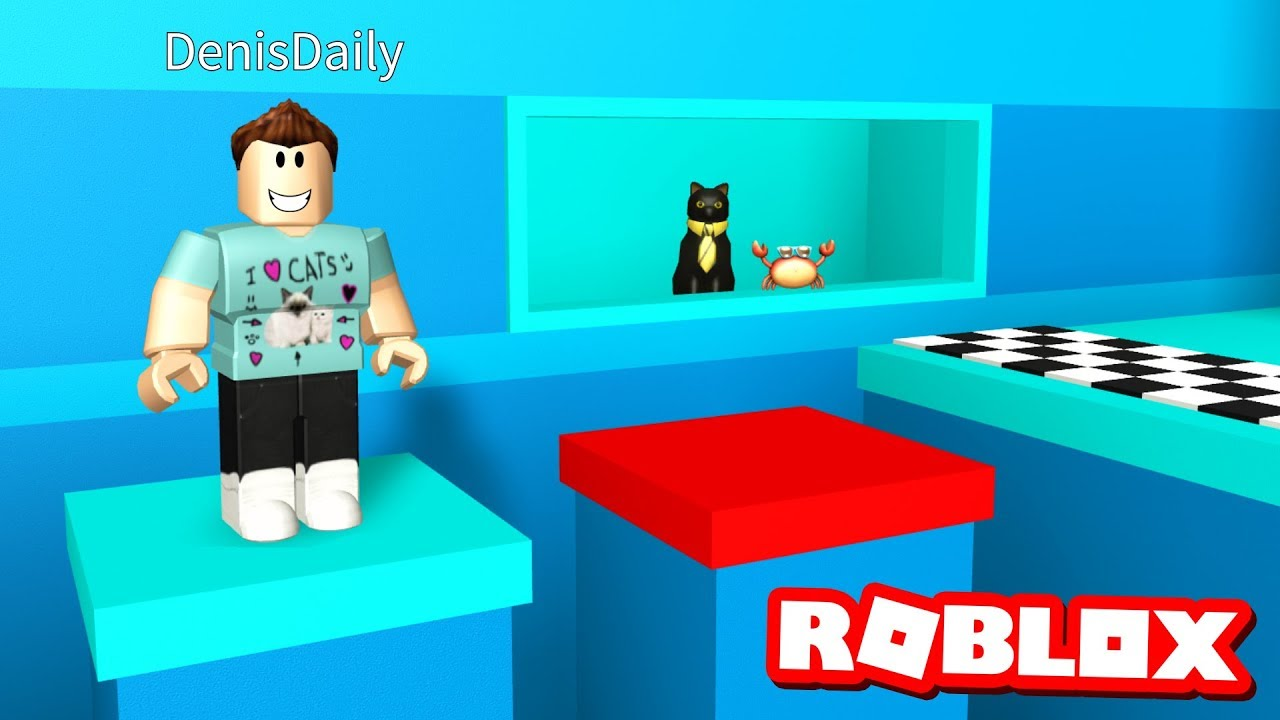 I Made A Roblox Obby Youtube