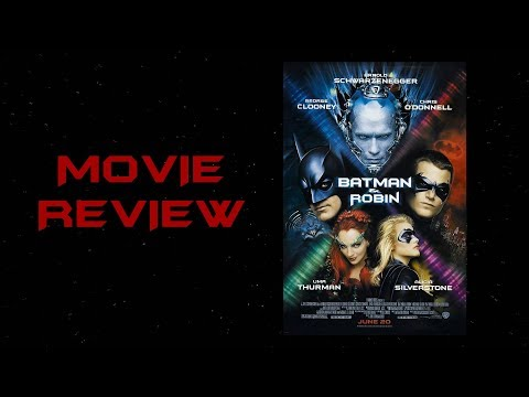 Worst. Batman movie. EVER. Batman & Robin (1997) Movie Review/Rant