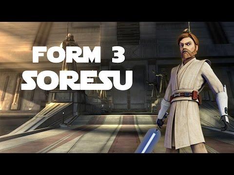 Soresu (Form 3 Lightsaber Combat)