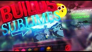 DES BUILDS SUBLIMES Ft un builder D'Excalia