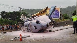 Download Video Helikopter Jatuh di Morowali, 1 Orang Tewas MP3 3GP MP4
