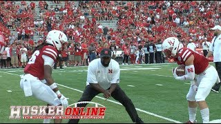 HOL HD: Nebraska Football Tuesday Practice Report
