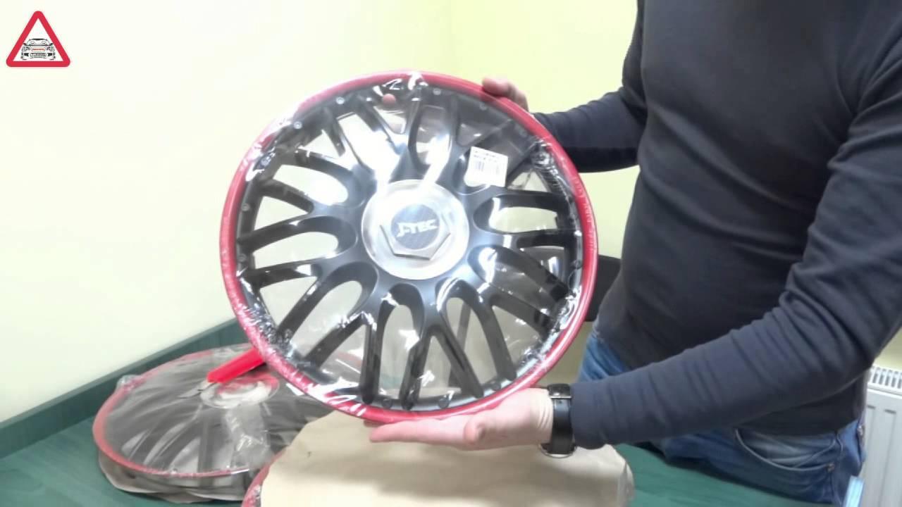 Обзор: колпаки на колеса SKS R15 301 kolpak.com.ua - YouTube
