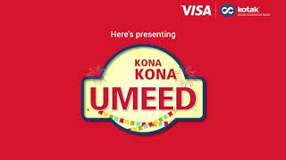 Visa Kotak #KonaKonaUmeed