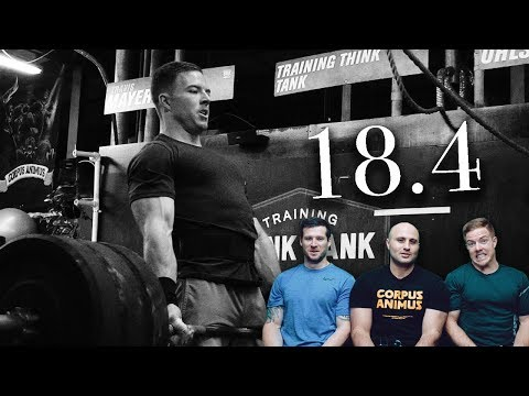 18.4 Noah Ohlsen Full Workout w/Commentary (Travis Mayer, Max El-Hag) | The Session | Ep.8