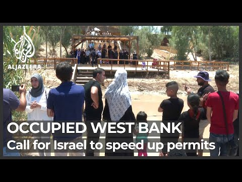 West Bank residency: Palestinians call for Israel to speed up IDs