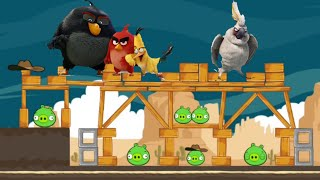 Super POWERS|Intense Anger|Angry Birds
