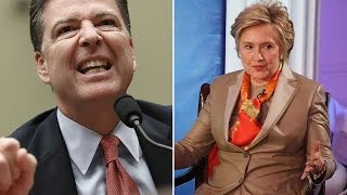 Hillary Clinton Still Can't Get Over Losing, Blames FBI, Comey, Russia, and WikiLeaks (REACTION)