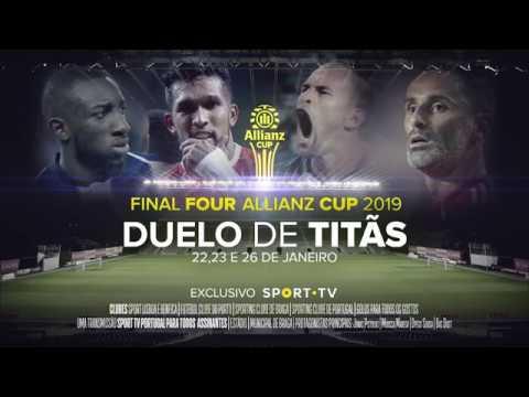 FINAL FOUR Allianz Cup | SPORT TV