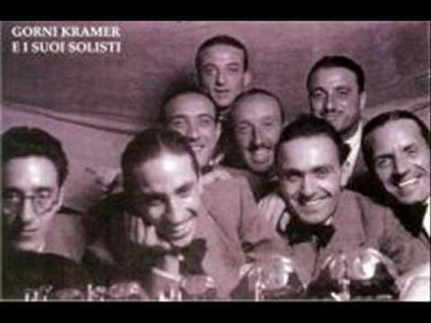 Gorni Kramer- Musica Maestro Prego- 1938