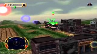 PS1 - B-Movie: Invasion from Beyond (German) - Mission 3 - Farmland Assault