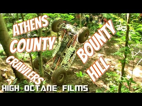 ATHENS COUNTY CRAWLERS BOUNTY HILL (FIRST EVER ROCK BOUNCER BOUNTY HILL IN OHIO???)