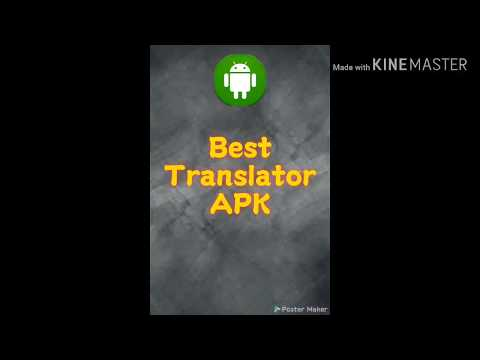 Best Hindi To English Translator Apk