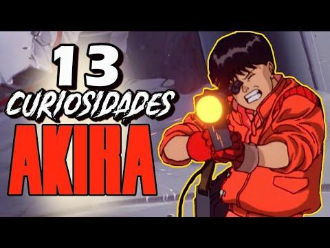13 CURIOSIDADES DE AKIRA (1988)