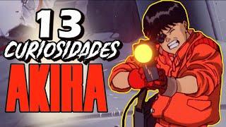 Aquí os dejo 13 curiosidades de La película Akira. ¡Coméntame que t...