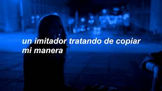 copycat - billie eilish (español)