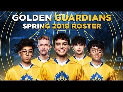 GGS 2019 League of Legends Roster Announcement