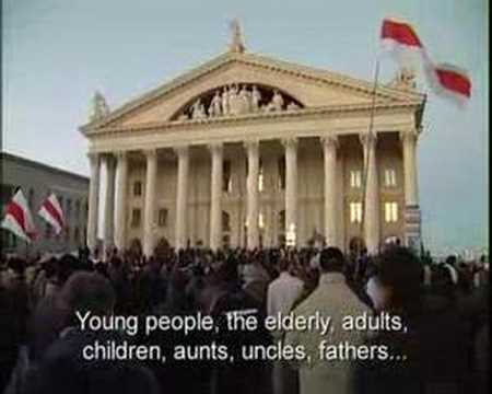 A lesson of Belarusian # 4 of 6 - English subtitles