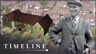 Back-garden Archaeology | Revisiting A Roman Villa | Time Team  Roman Documentary  | Timeline