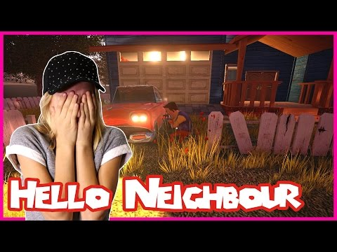 Hello Neighbor / DON'T PLAY THIS SCARY HORROR GAME EVER!!!