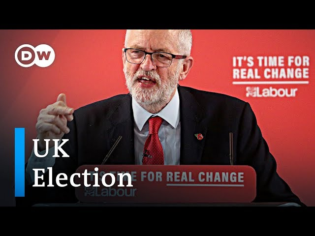 Britain officially kicks off election campaign | DW News