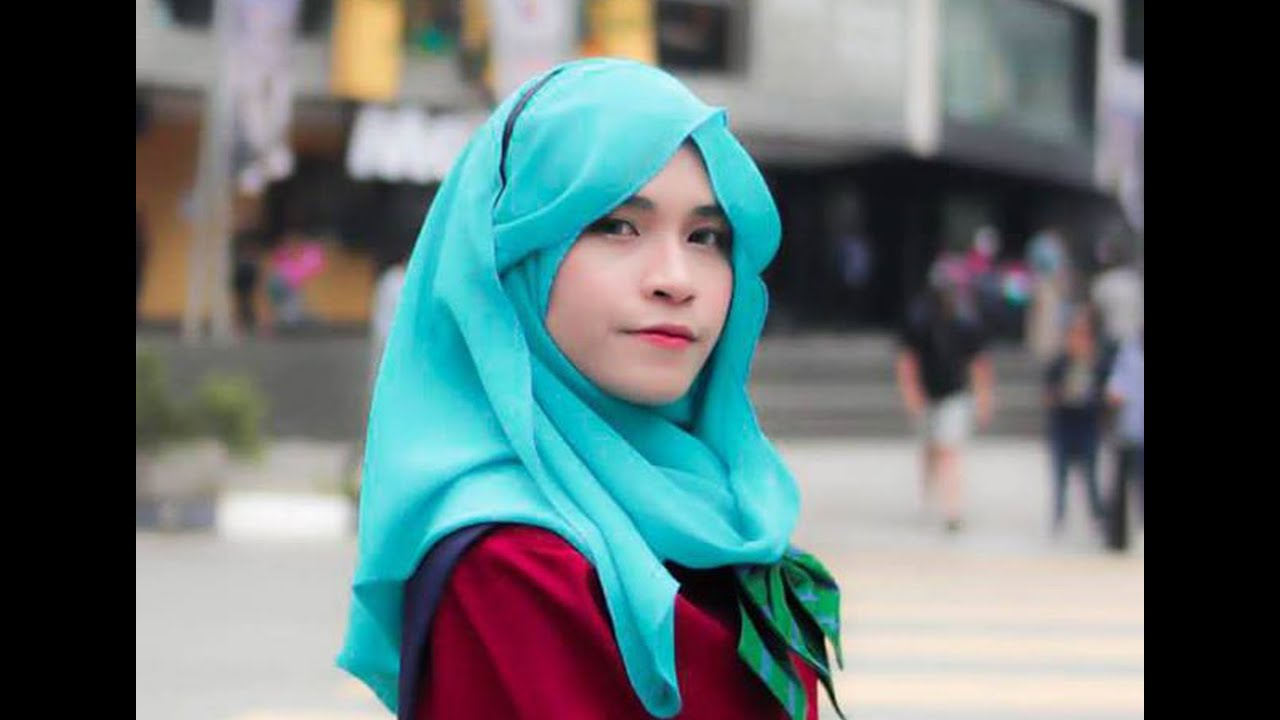 Michiru Kaioh Hijab Cosplay Tutorial Youtube