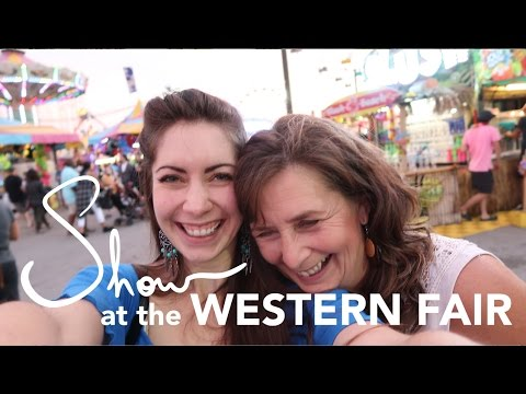 👯 LIVE SHOW at the Western Fair with Mama-Bear!!!!