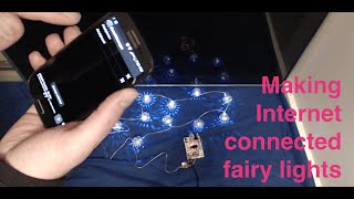 The Internet of fairy lights