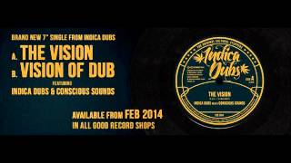 """Indica Dubs: The Vision 7"""" [ISS014]"""